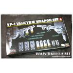 1/72 VF-1 Valkyrie Weapon Set by Hasegawa
