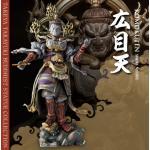 ฟิกเกอร์เทพเจ้า Komokuten จากค่าย Kaiyodo 002
