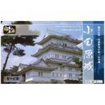 โมเดลปราสาท 1/350 Odawara Castle by Doyusha