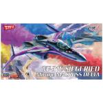 1/72 Macross Delta VF-31C Siegfried Mirage Jenius Custom Unit by Hasegawa