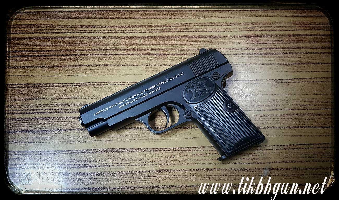 ปืนก็องแก๊ง ชักยิงทีล่ะนัดด้วยสปริง C17 ขนาด 2ต่อ3