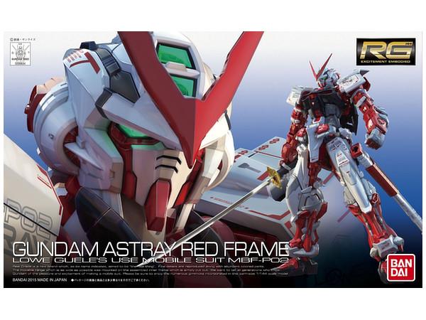 1/144 RG Gundam Astray Red Frame by Bandai แท้จากญี่ปุ่น