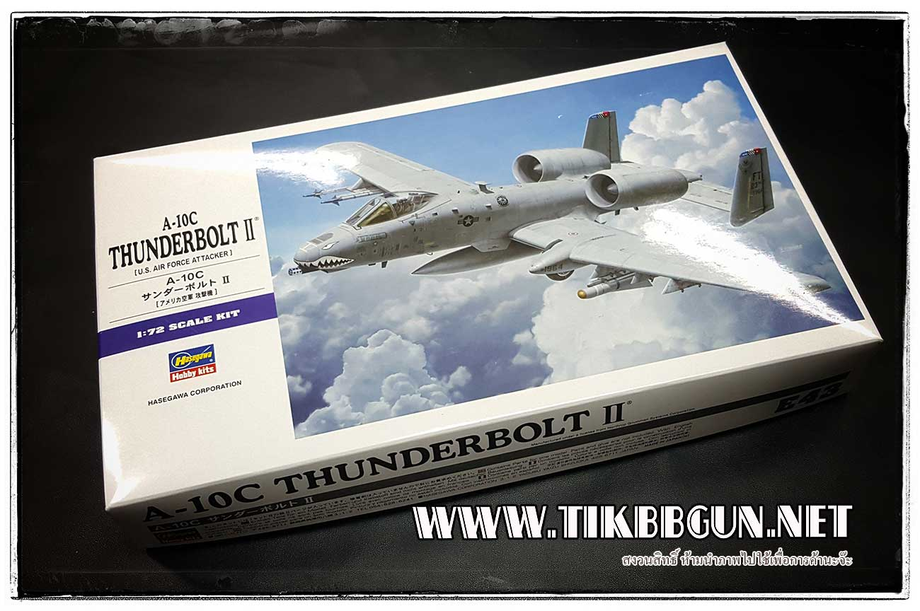 1/72 A-10C Thunderbolt II by Hasegawa