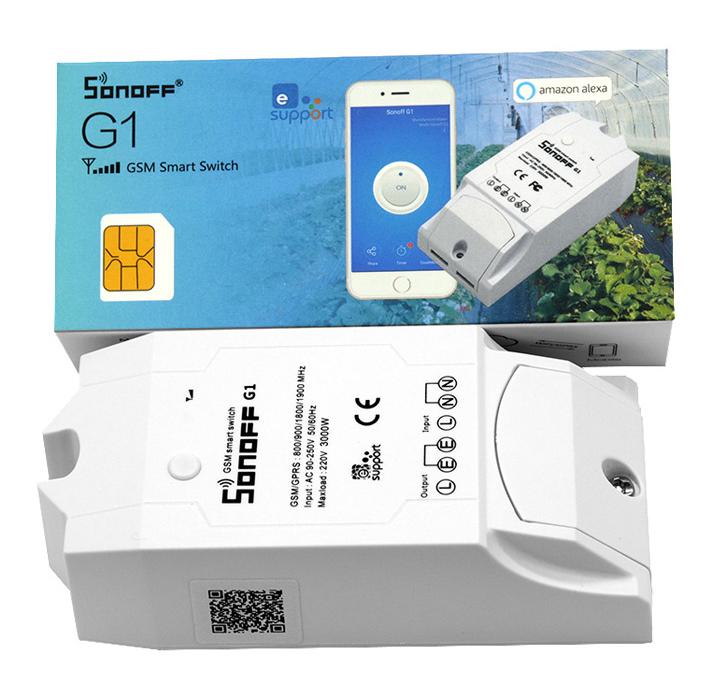 Sonoff G1 (สินค้าไม่เสถียรในประเทศไทย)