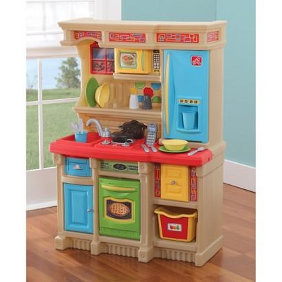 ครัวในฝันของเด็กๆ STEP 2 Custom Brights Kitchen Set สีสันสดใส มาใหม่ล่าสุด
