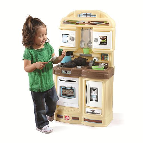 ครัวขนาดย่อม Step2 Cozy Kitchen ครบครัน ไม่เปลืองพื้นที่