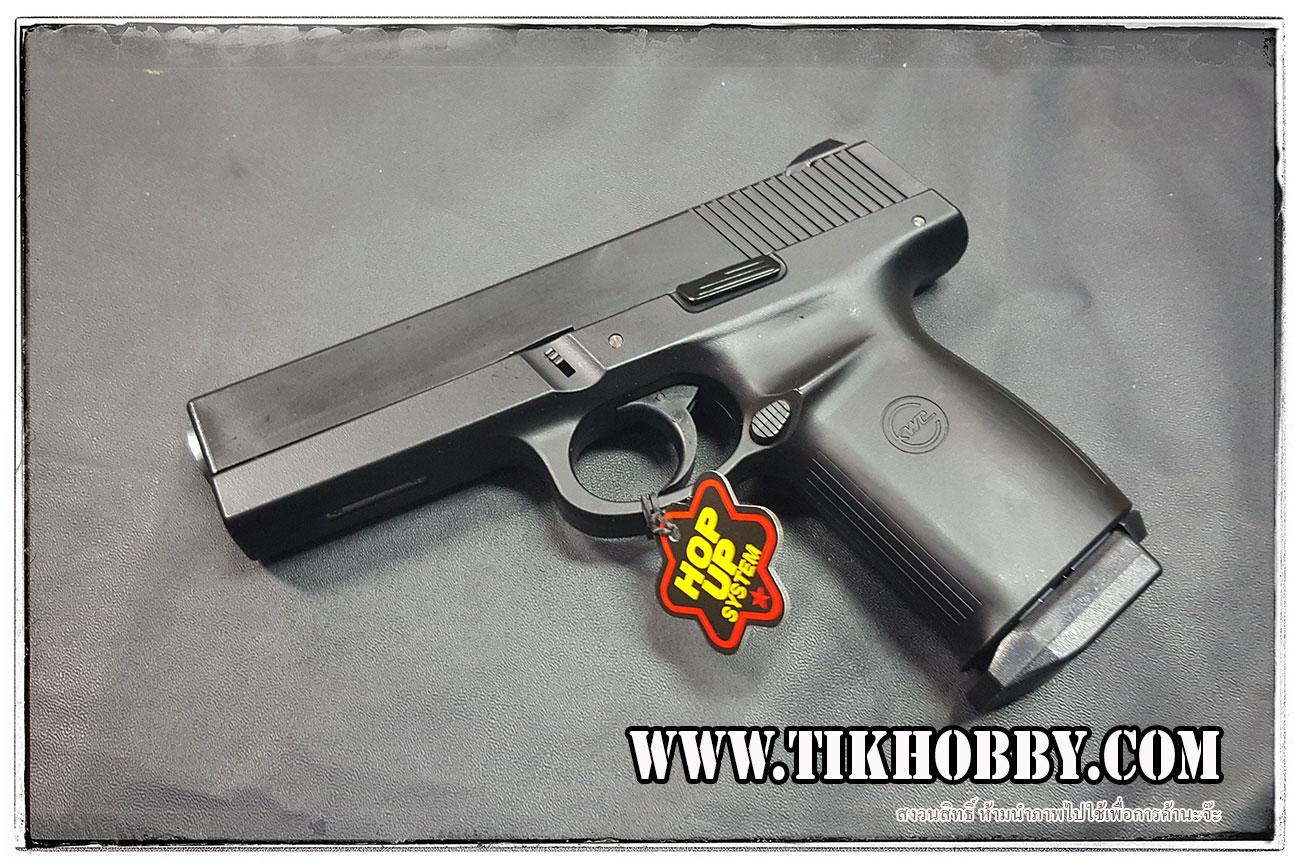 ปืนอัดลมแบบชักยิงทีล่ะนัด S40 Model สีดำ KWC งานใต้หวัน (งานสวย)