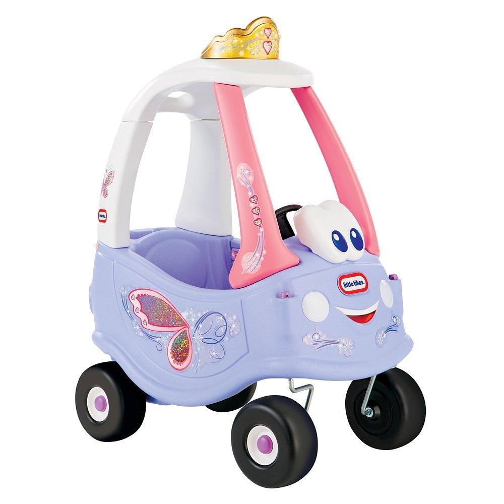 รถขาไถเจ้าหญิงและรถผลักเดิน Little Tikes Princess Cozy Coupe ออกใหม่ล่าสุด
