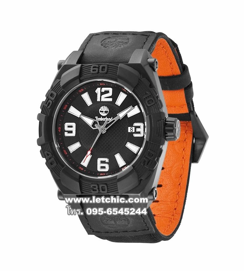 นาฬิกา Timberland รุ่น TBL13321JSB-02 นาฬิกาข้อมือ ผู้ชาย สีดำ ของแท้ ประกันศูนย์ CityChain 2 ปี ส่งพร้อมกล่อง และใบรับประกัน