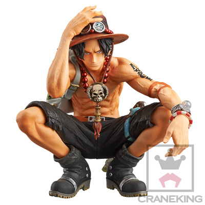 ONE PIECE KING OF ARTIST THE PORTGAS・D・ACE