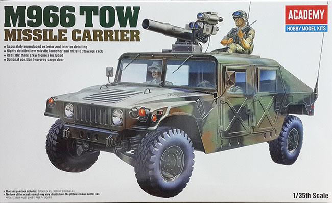 รถ M-996 Tow Carrier 1/35 Academy (AC13250 )