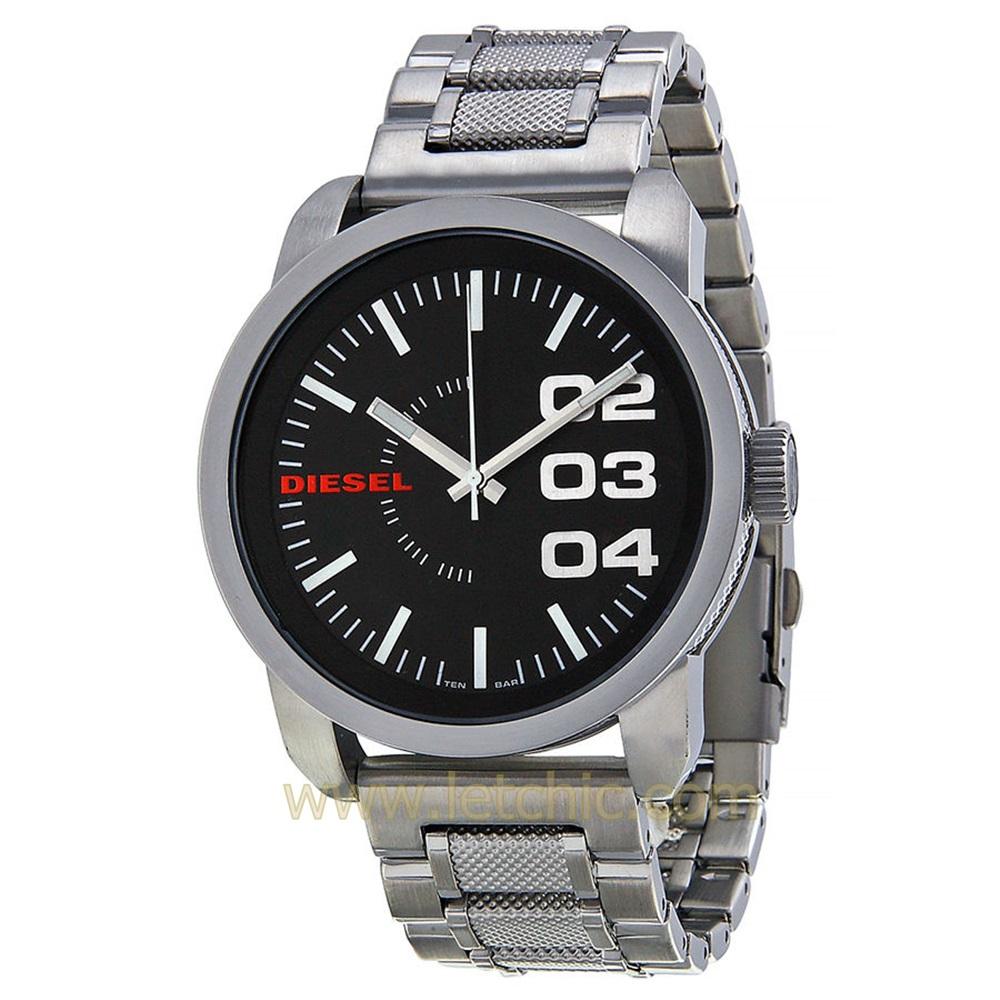 นาฬิกา Diesel รุ่น DZ1370 นาฬิกาข้อมือผู้ชาย ของแท้ ประกันศูนย์ไทย 2 ปี ส่งพร้อมกล่อง และใบรับประกัน