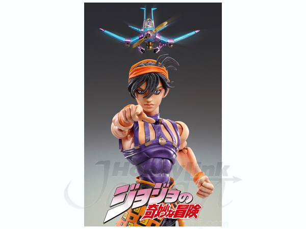 Super Action Season 5 Narancia Ghirga Aerosmith by Medicos