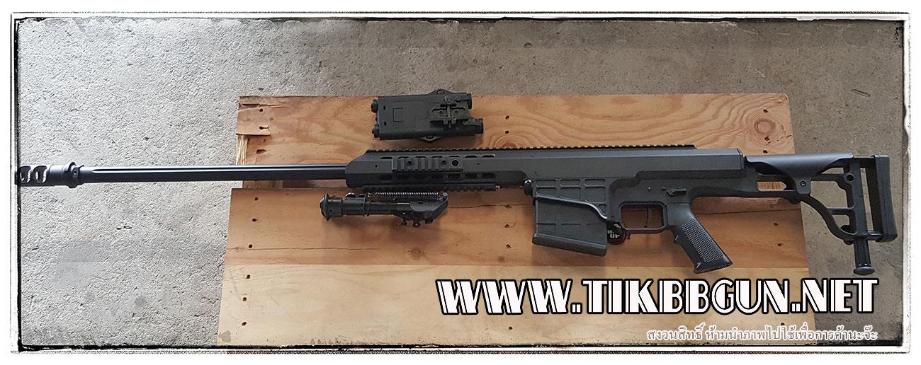 ปืนไฟฟ้ารุ่น M98 (SW16) จาก Snow Wolf