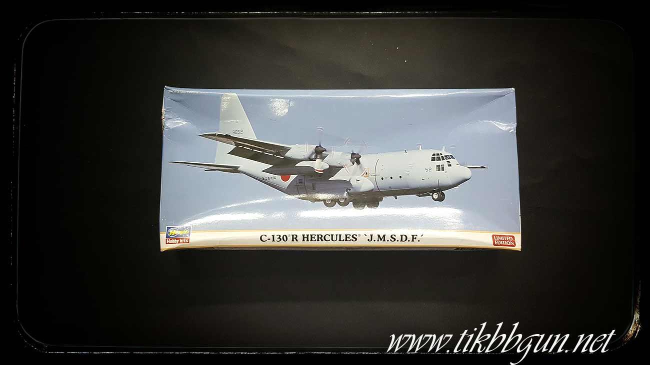 1/200 C-130R Hercules JMSDF by Hasegawa