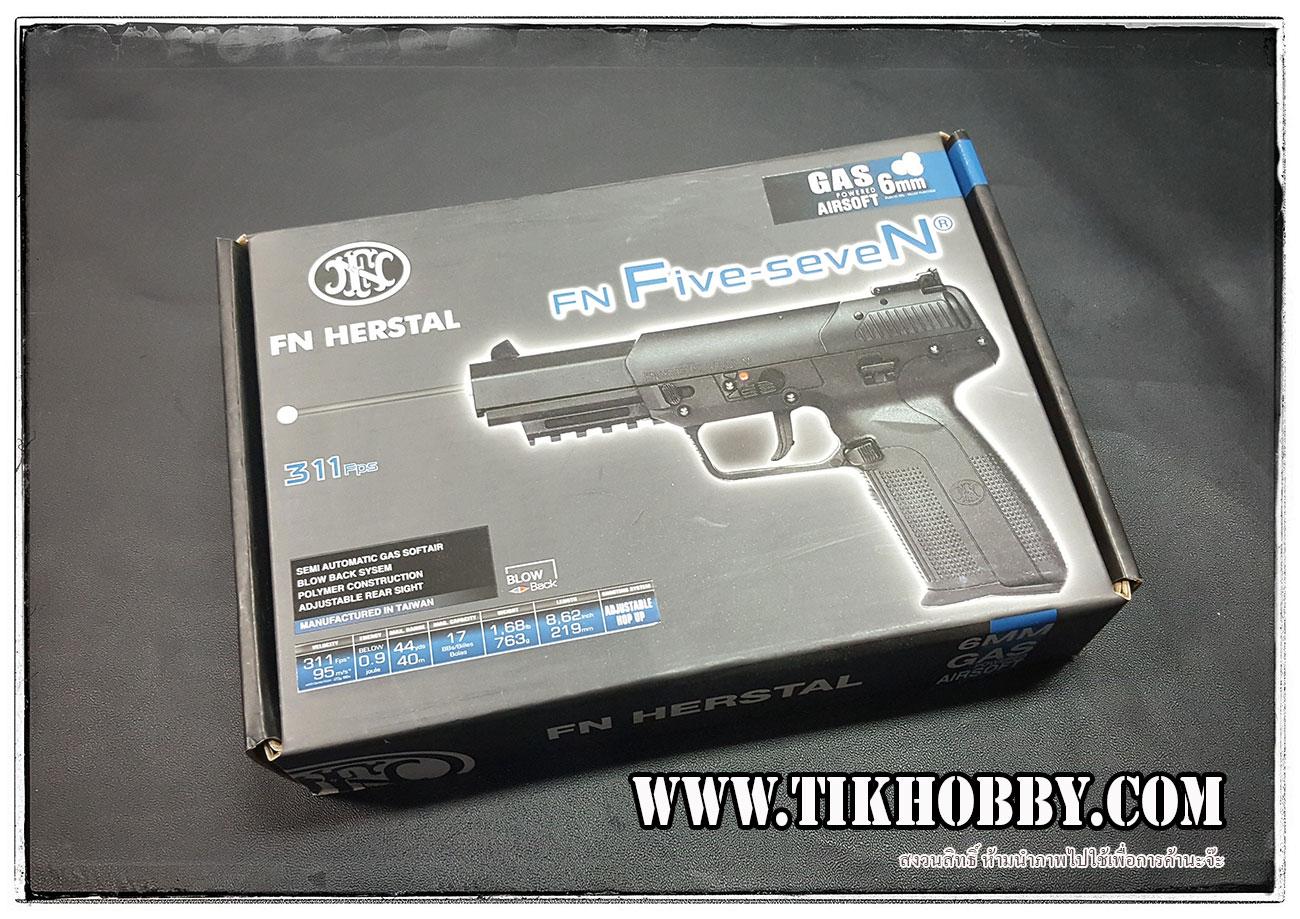 ปืนอัดลม FN-57 ระบบแก๊สโบลว์แบล็ค จาก Gun Heaven