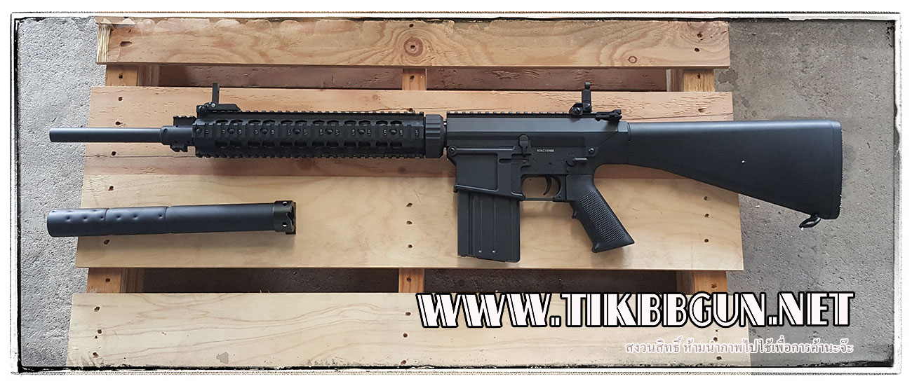 ปืนอัดลมไฟฟ้า SR25 สีดำ จาก AK ไม่มีแบตมาเด้อ - คลิกที่นี่เพื่อดูรูปภาพใหญ่ ปืนอัดลมไฟฟ้า SR25 สีดำ จาก AK ไม่มีแบตมาเด้อ Tell a Friend ปืนอัดลมไฟฟ้า SR25 สีดำ จาก AK ไม่มีแบตมาเด้อ