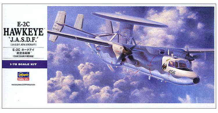 1/72 E-2C Hawkeye JASDF by Hasegawa