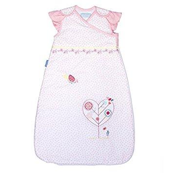ถุงนอนเด็ก Grobag Baby Sleeping Bag 1.0 Tog, ลาย Baby Bird แบรนด์ดังจากอังกฤษ ขนาด 18-36 เดือน