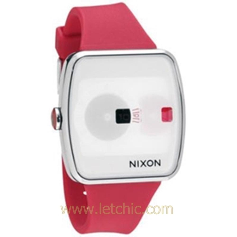 นาฬิกา Nixon รุ่น IRIS A106200 ของแท้ ประกันศูนย์ไทย 2 ปี ส่งพร้อมกล่อง และใบรับประกัน