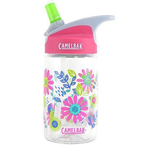 กระติกน้ำเด็ก ยอดนิยม CamelBak eddy Kids .4L Water Bottle ลายเดซี่