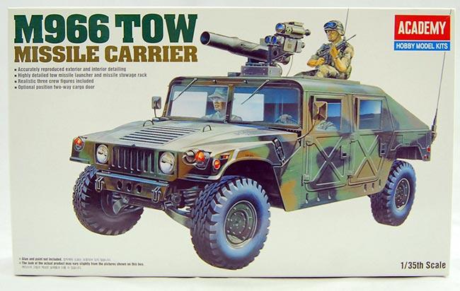 รถ M1025 Armored Carrier (1/35) ACADEMY (AC 13250)