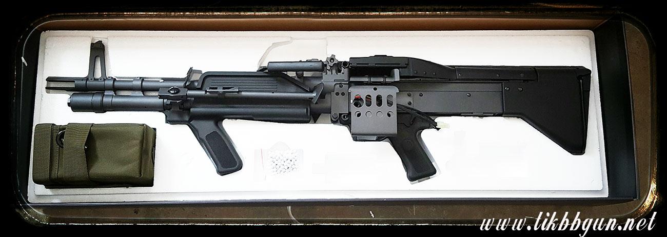 ปืนอัดลม ระบบไฟฟ้า Mk43