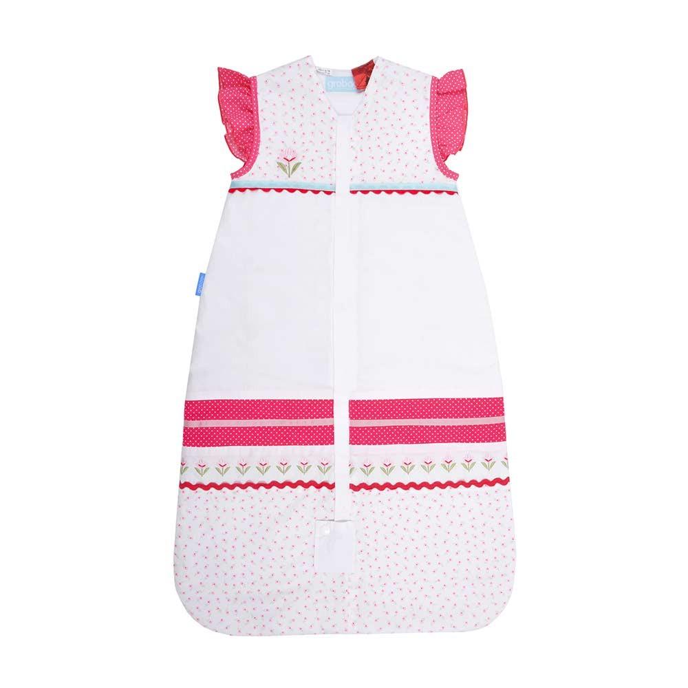 ถุงนอนเด็ก Grobag Baby Sleeping Bag 1.0 Tog, ลาย Hetty Girls แบรนด์ดังจากอังกฤษ ขนาด 18-36 เดือน