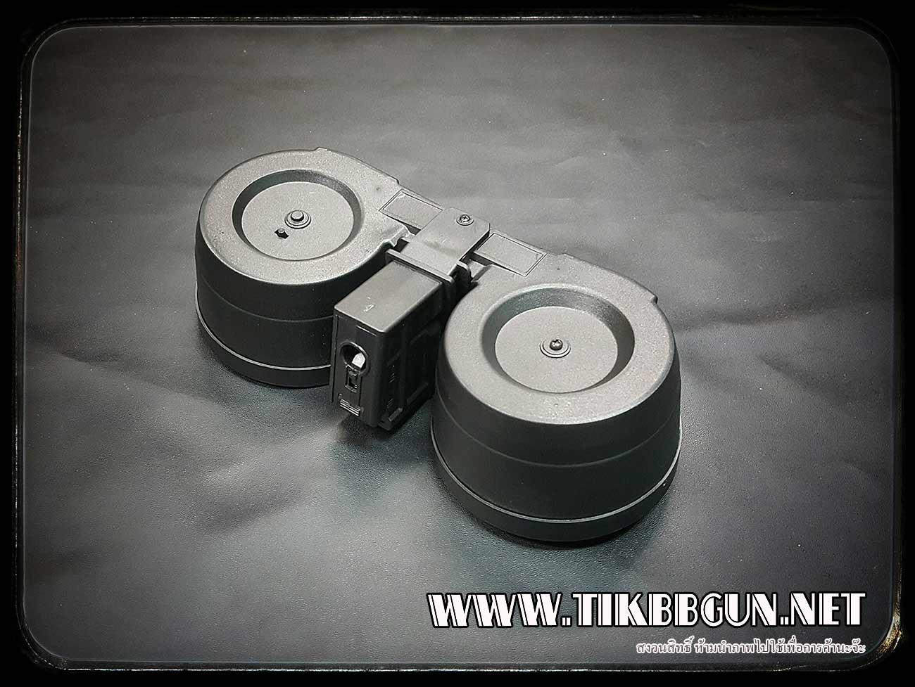 แม๊กไฟฟ้า สำหรับปืนตระกูล G36 (C-mag) งานจีน