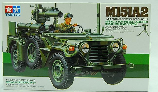 รถ M151A2 (1/35) TAMIYA (TA 35125)