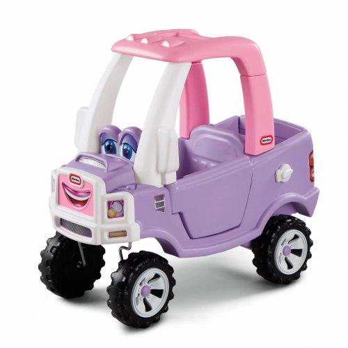 รถกระบะอ๊อฟโรดยอดฮิต Little Tikes Cozy Truck สุดชิค ไม่ซ้ำใคร สีม่วง