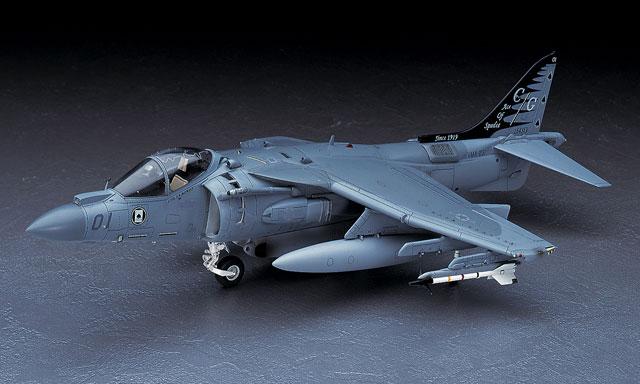 1/48 AV-8B Harrier II Plus by Hasegawa (HA07228)
