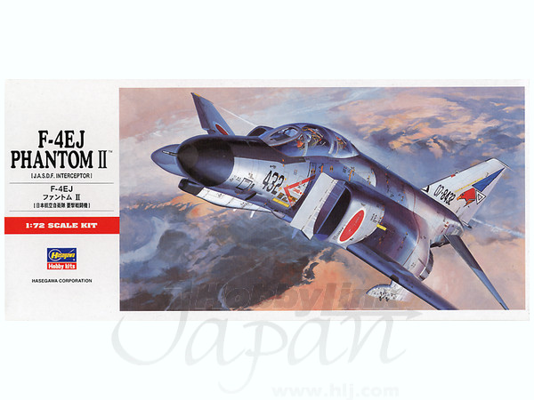 1/72 JASDF F-4EJ Phantom II by Hasegawa (HA00331)