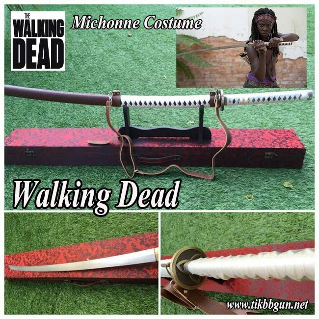 ดาบซามูไร Top จากเรื่อง Walking Dead (เปิดคม)