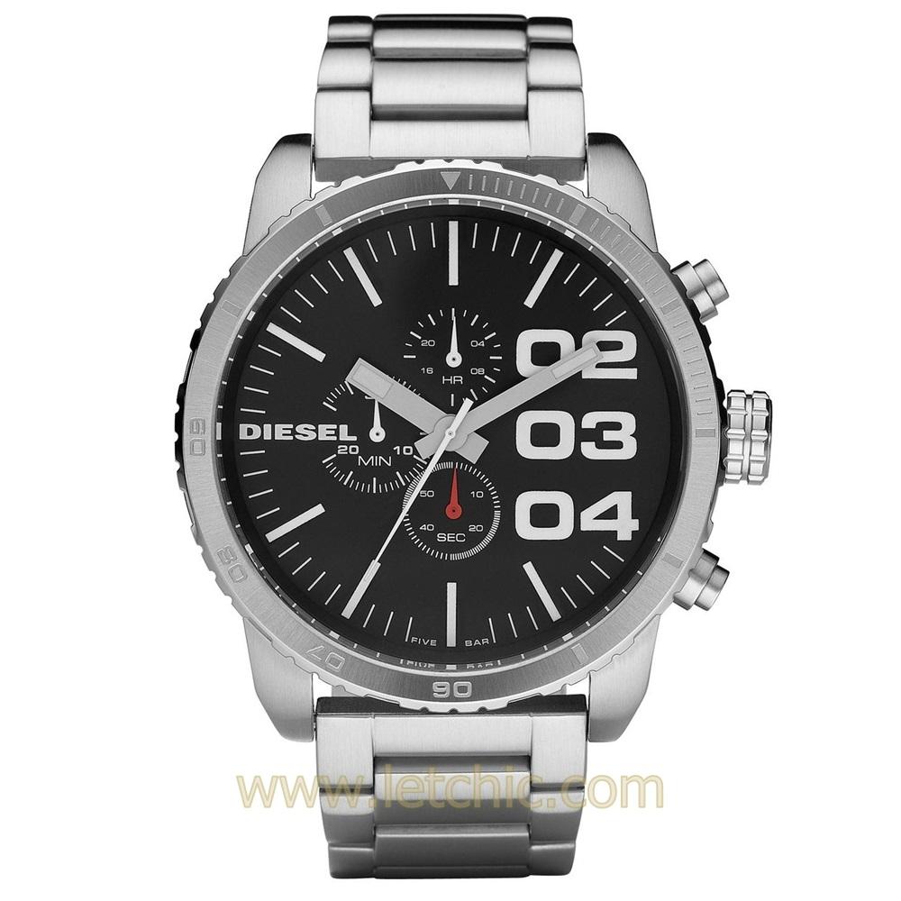 นาฬิกา Diesel รุ่น DZ4209 นาฬิกาข้อมือผู้ชาย ของแท้ ประกันศูนย์ไทย 2 ปี ส่งพร้อมกล่อง และใบรับประกัน