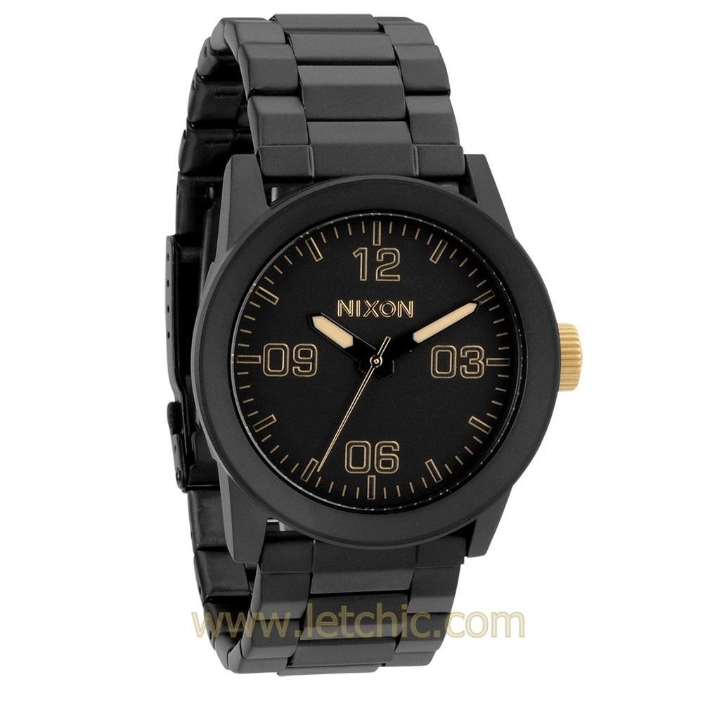 นาฬิกา NIXON รุ่น THE PRIVATE SS A2761041 นาฬิกาข้อมือผู้ชาย ของแท้ ประกันศูนย์ไทย 2 ปี ส่งพร้อมกล่อง และใบรับประกัน