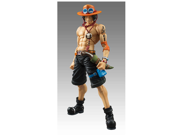Variable Action Heroes One Piece: Portgas D. Ace (Reissue) by Mega House