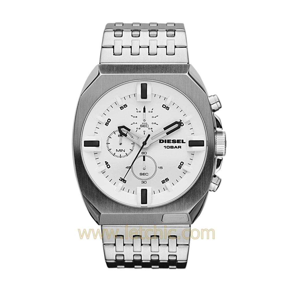 นาฬิกา Diesel รุ่น DZ4262 นาฬิกาข้อมือ unisex ของแท้ ประกันศูนย์ไทย 2 ปี ส่งพร้อมกล่อง และใบรับประกัน