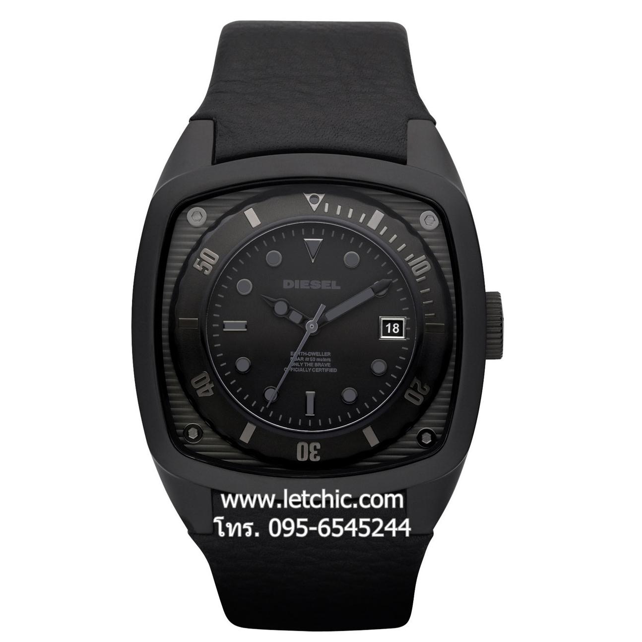 นาฬิกา Diesel รุ่น DZ1492 นาฬิกาข้อมือผู้ชาย ของแท้ ประกันศูนย์ไทย 2 ปี ส่งพร้อมกล่อง และใบรับประกัน