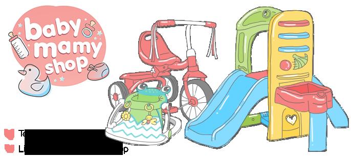 BabyMamyShop www.babymamyshop.net Tel : 081-875-3931 Line ID : @babymamyshop ร้านแม่รักลูก BabyMamyShop จำหน่ายสินค้า แม่เเละเด็ก ของใช้คุณแม่ ของเล่นเด็ก ของเล่นเสริมพัฒนาการสำหรับคุณหนูๆ ทุกวัย นำเข้าจากต่างประเทศ การันตีคุณภาพ และ ความปลอดภัย มั่นใจได้ทั้ง ราคาและการบริการ คุณภาพดี สินค้าเด็ก เชื่อถือได้
