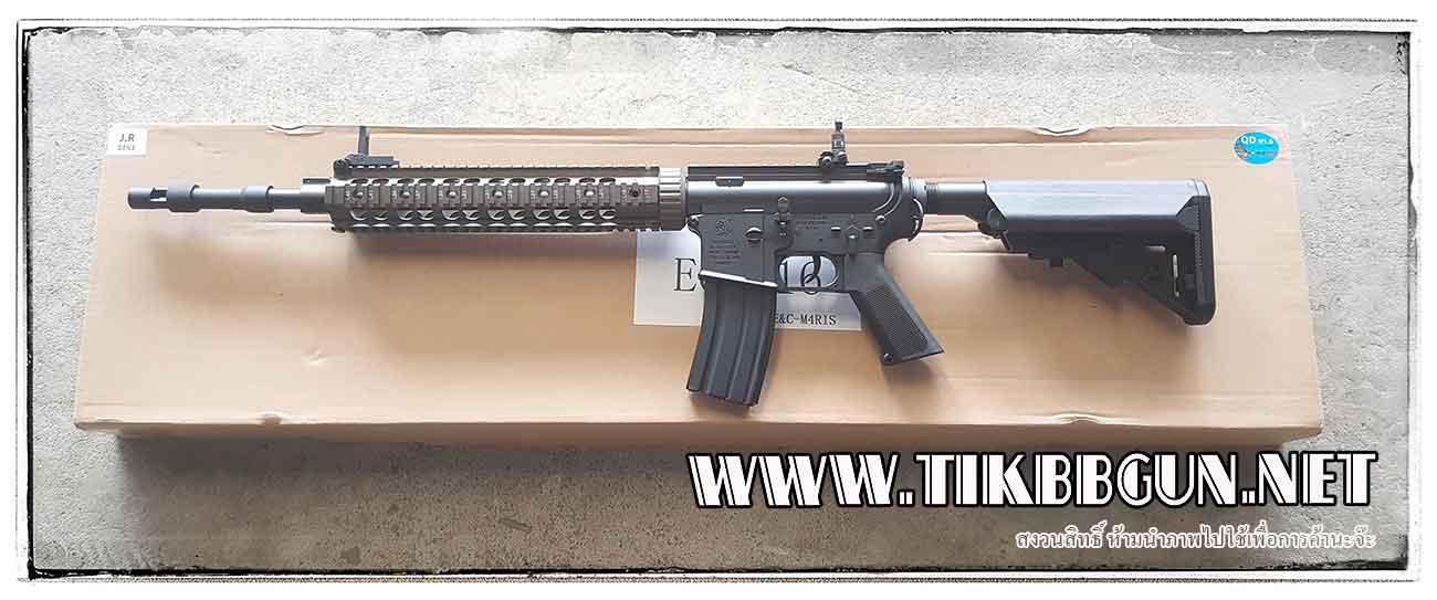 ปืนอัดลมไฟฟ้า M27 IAR จาก E & C รุ่น 316S DE