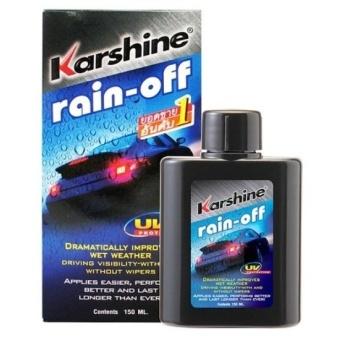น้ำยาเคลือบกระจกรถยนต์ KARSHINE 150 มล (แถมผ้าสำลี)