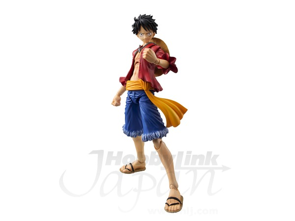 Variable Action Heroes Monkey D Luffy by Mega House