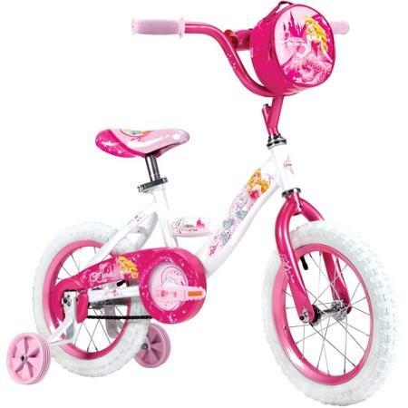"""จักรยานเจ้าหญิง 14"""" Huffy Disney Sleeping Beauty Girls' Bike สวยงาม ไม่ซ้ำใคร"""