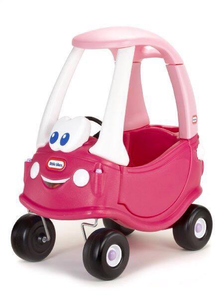 รถขาไถยอดฮิต Little Tikes Cozy Coupe 30th Anniversary Car Margenta สีชมพู