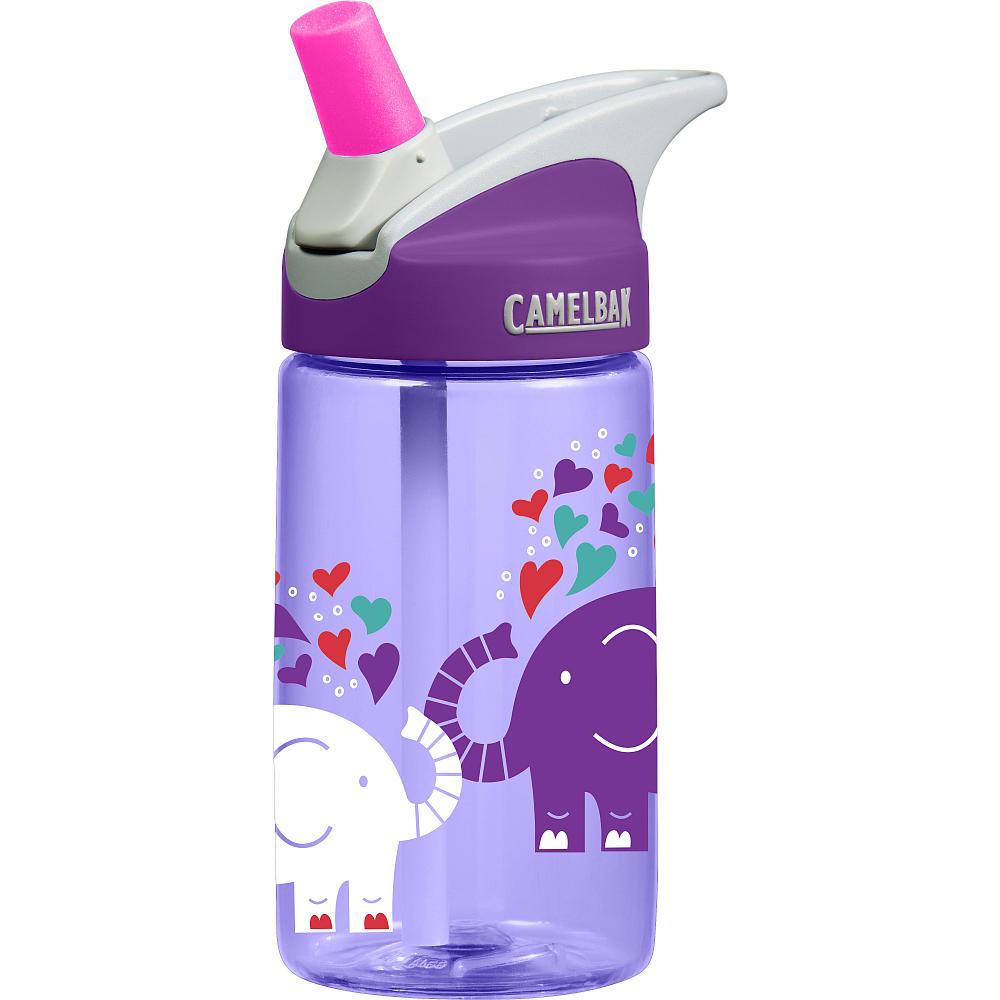 กระติกน้ำเด็ก ยอดนิยม CamelBak eddy Kids .4L Water Bottle ลายช้าง