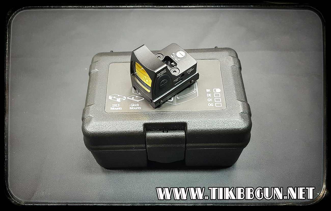 กล้องเรดด็อท RedDot RMR + กล่องสุดหรู