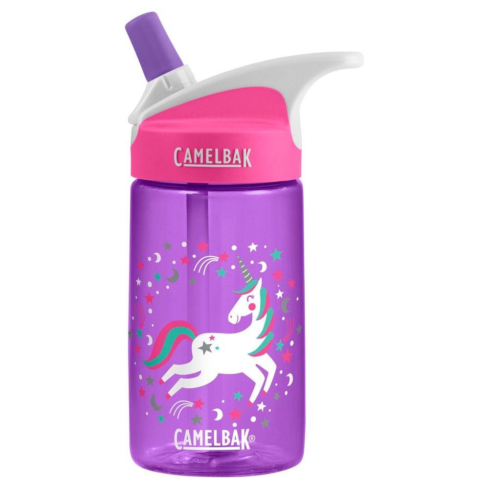 กระติกน้ำเด็ก ยอดนิยม CamelBak eddy Kids .4L Water Bottle ลายยูนิคอร์น