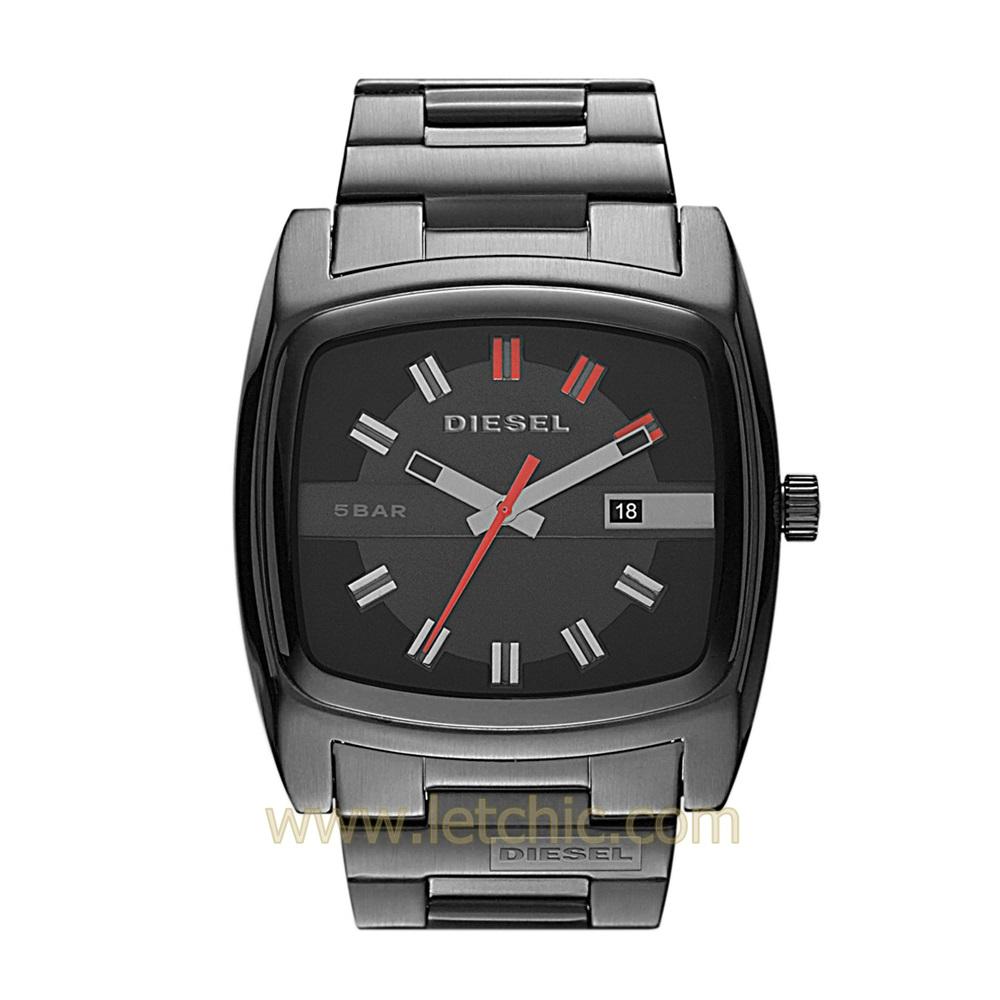 นาฬิกา Diesel รุ่น DZ1557 นาฬิกาข้อมือผู้ชาย ของแท้ ประกันศูนย์ไทย 2 ปี ส่งพร้อมกล่อง และใบรับประกัน