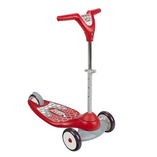 สกูตเตอร์ตัวแรกของลูก Radio Flyer My 1st Scooter Red ปรับระดับความสูงได้ สีแดง